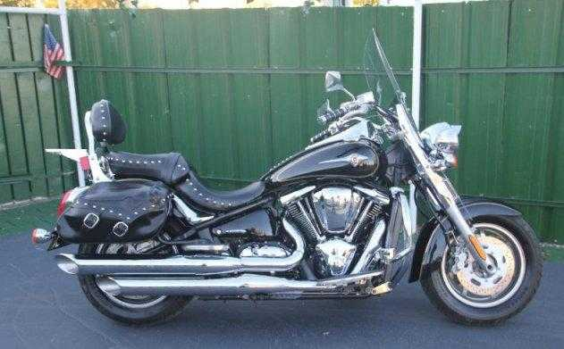 2006 Kawasaki Vulcan 2000 Classic Lt Immaculate Condition