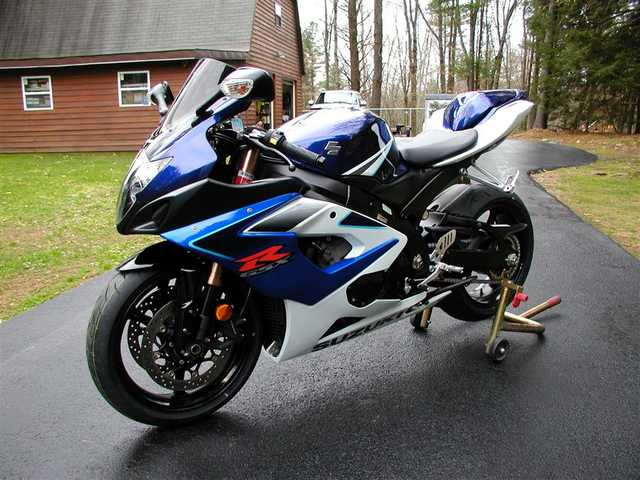 Very Cool 2006 Suzuki Gsx - R 1000 Very Cool