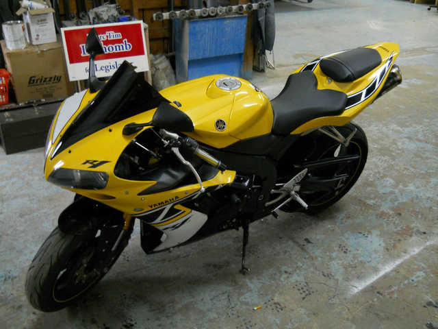 Superb Conditions 2006 Yamaha Yzf - R R1