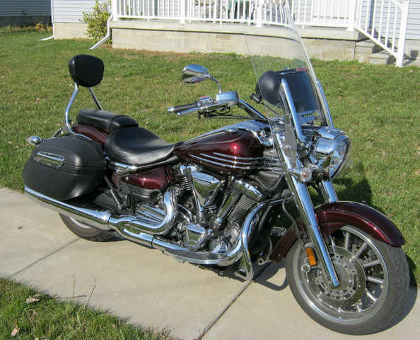 Always Garaged 2007 Yamaha Stratoliner S Always Garaged