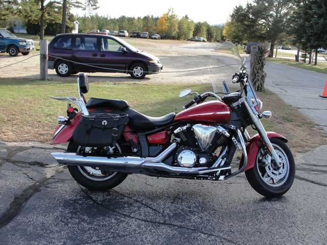 Excelent Conditions 2007 Yamaha V Star 1300