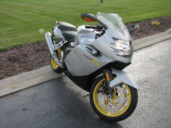 Very Cool 2008 Bmw K 1200 S Very Cool
