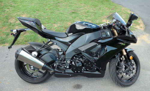 Very Very Good Conditions 2008 Kawasaki Ninja Zx1000
