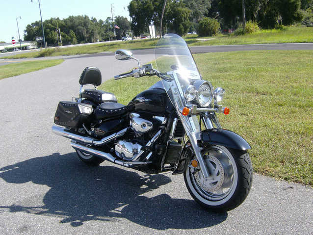 Great Shape 2008 Suzuki Boulevard C90t Great Shape