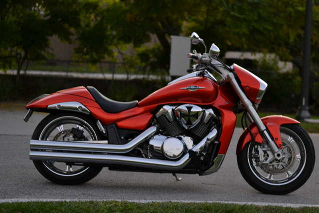 Excelent Conditions2008 Suzuki Boulevard M109 Excelent Conditions