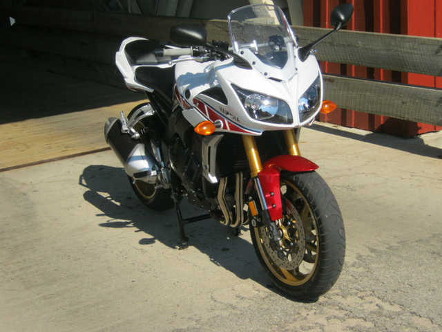 Very Well Conditions 2008 Yamaha Fz1 Very Well Conditions