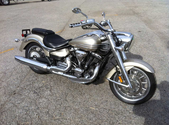 Beautiful Conditions 2008 Yamaha Roadliner S Beautiful Conditions