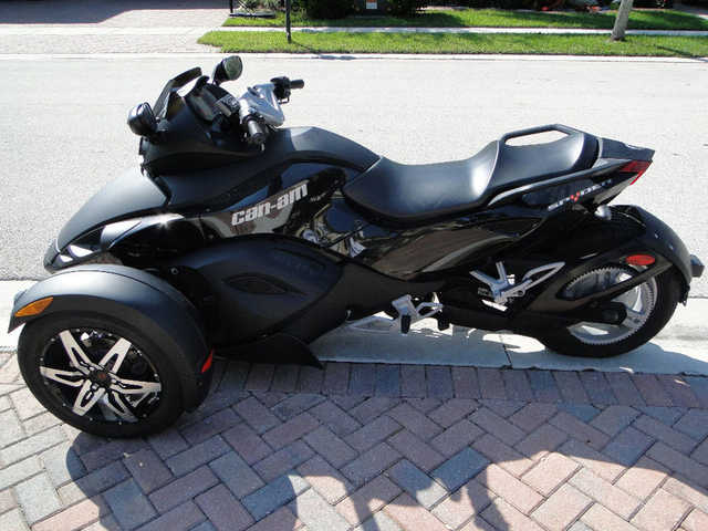 Runs And Drives Great 2009 Can - Am Phantom Gs Sm5