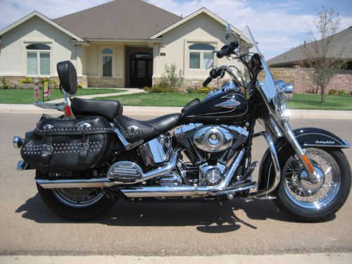 Very Very Good Conditions 2009 Harley - Davidson Softail Flstc