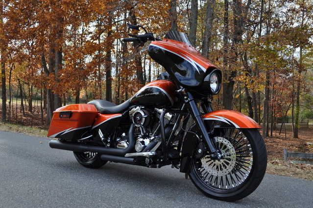 Very Very Good Conditions 2009 Harley - Davidson Touring