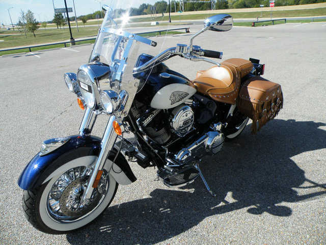 Great Shape 2009 Indian Chief Great Shape