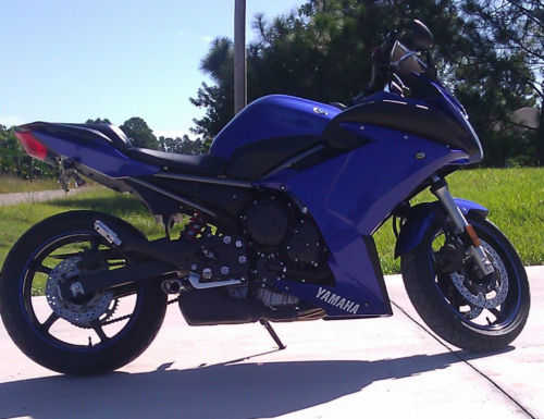 Always Garaged 2009 Yamaha Fz6r Always Garaged