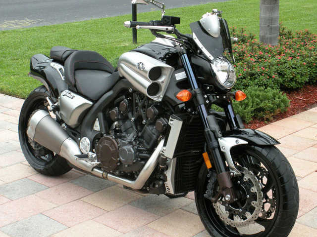 Runs Great 2009 Yamaha V Max Runs Great