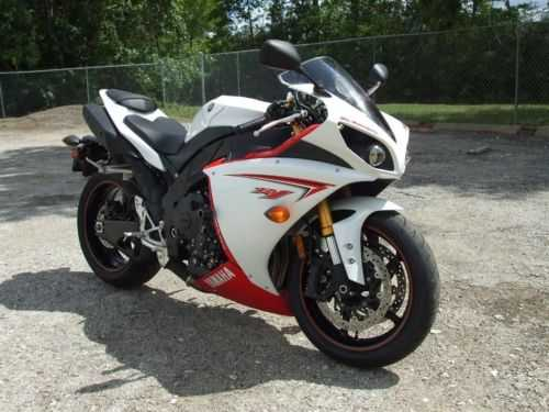 Runs And Drives Great 2009 Yamaha Yzf - R1