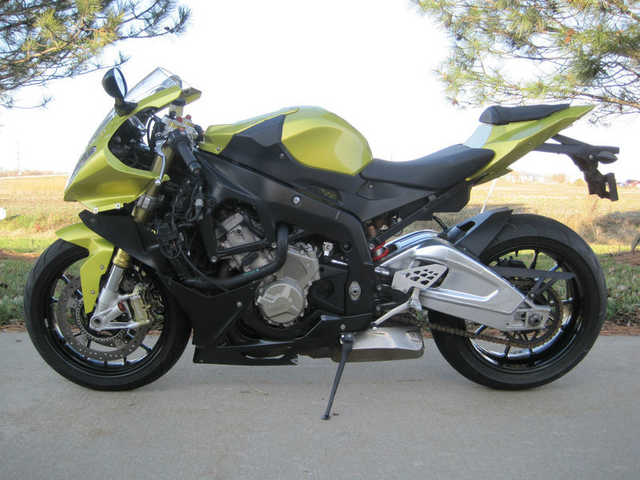 Superb Conditions 2010 Bmw S1000rr Superb Conditions