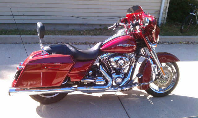 Excellent Paint 2010 Harley - Davidson Touring Flhx