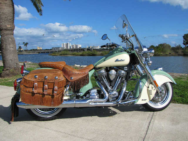 Extremely Clean 2010 Indian Chief Vintage Extremely Clean