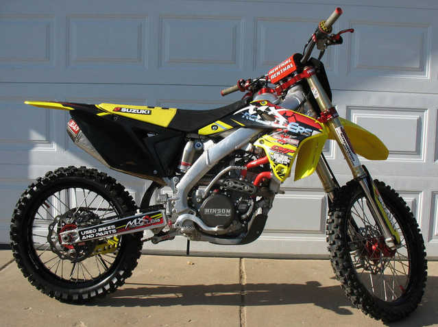 Very Cool 2010 Suzuki Rm - Z Very Cool