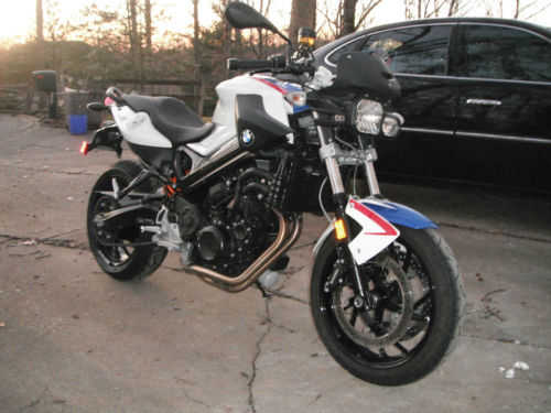 Superb Conditions 2011 Bmw F800r Superb Conditions