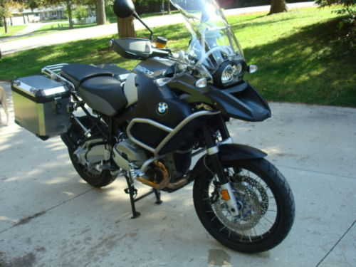 Great Riding Condition 2011 Bmw R - Series R1200gsa