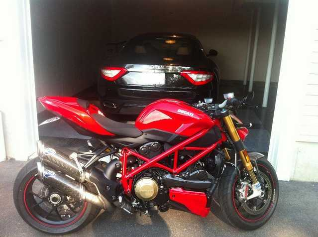 Runs Great 2011 Ducati Streetfighter S Runs Great
