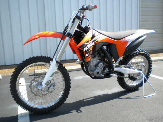 Mint Conditions 2011 Ktm Sx - F 350 Mint Conditions