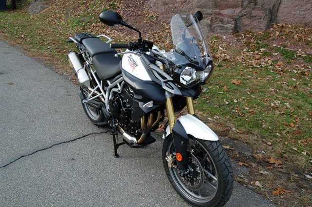 Beautiful Conditions 2011 Triumph Tiger 800 Beautiful Conditions