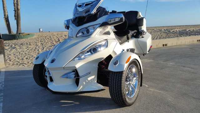 2012 Can Am Spyder Rt At $3000