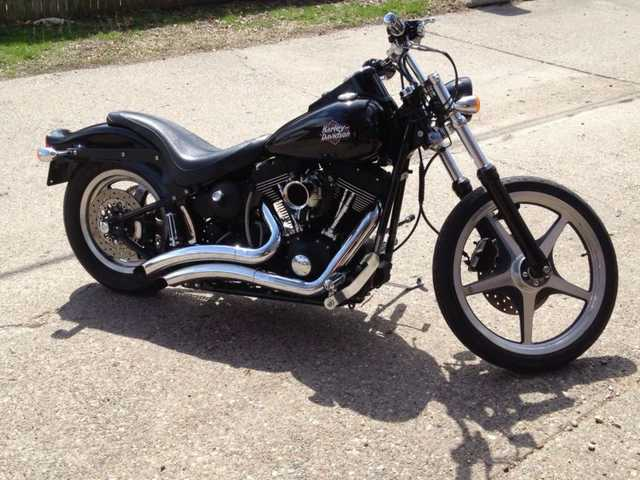 Very Cool 2000 Harley Davidson Nightrain Fxstb Very Cool