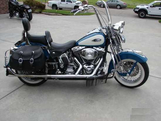 2001 Harley Davidson Heritage Springer Classic Mint Conditions