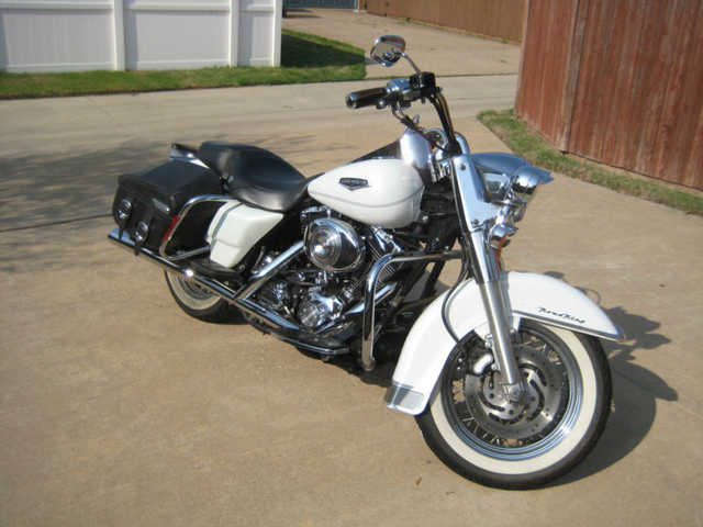 Beautiful Conditions 2002 Harley Davidson Road King Classic