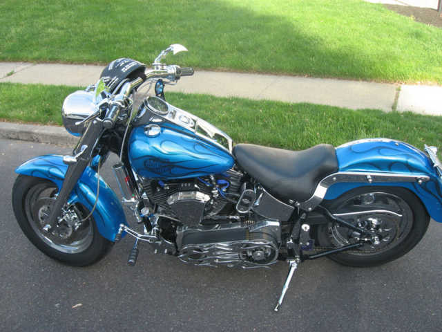 Extremely Clean 2003 Harley - Davidson Softail Extremely Clean