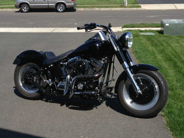 Absolutely Stunning 2003 Harley - Davidson Softail Fatboy