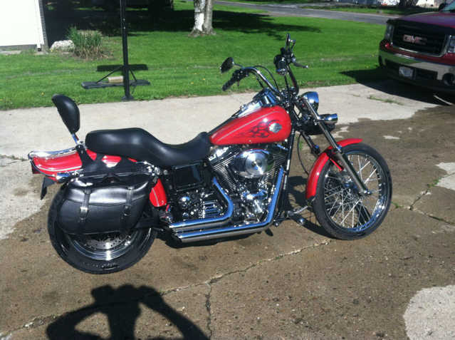 No Accidents 2004 Harley Davidson Dyna Wideglide No Accidents