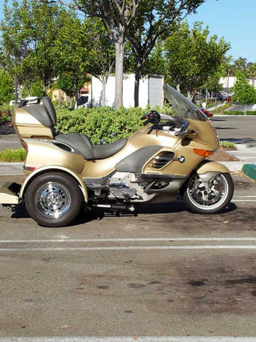 Beautiful Conditions 2005 Bmw K1200lt Beautiful Conditions