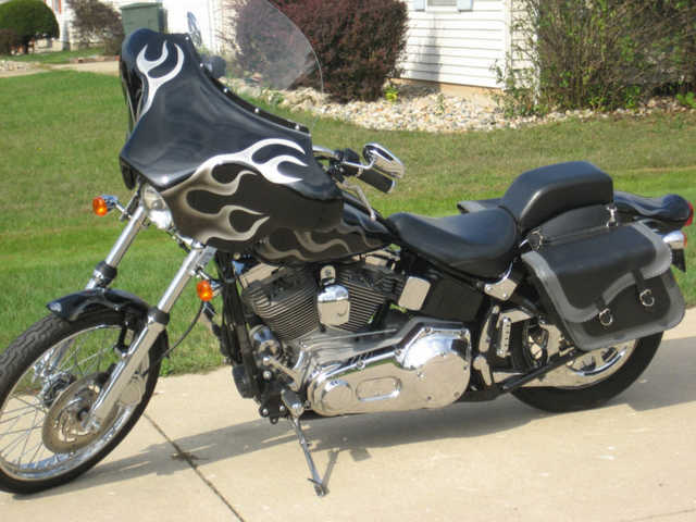 Great Riding Condition 2005 Harley - Davidson Softail