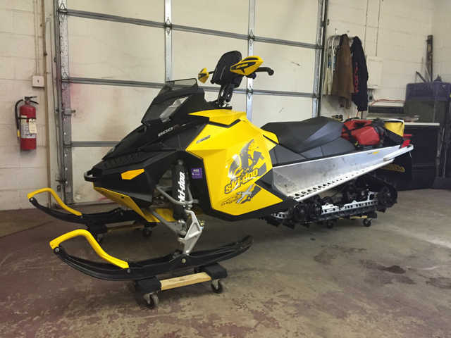2008 Ski - Doo Mxzx Renegade At $2100