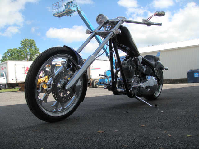 Great Shape 2006 American Ironhorse Legend Sc