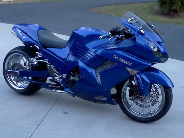 Very Cool 2006 Kawasaki Ninja Very Cool