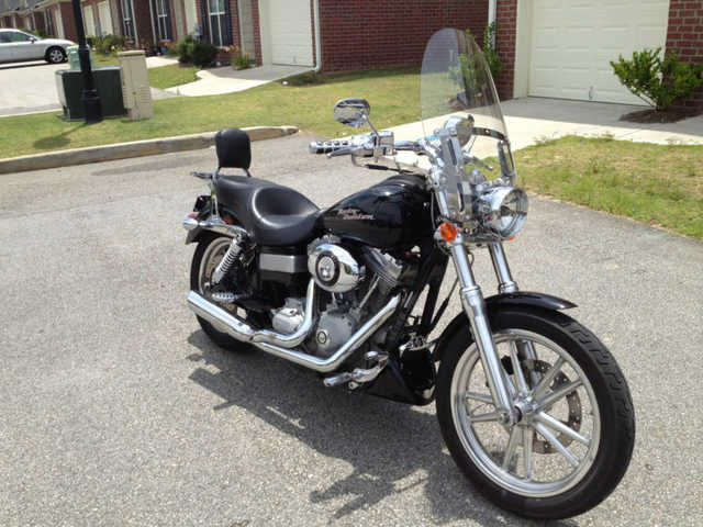 Very Very Good Conditions 2007 Harley - Davidson Dyna Fxd
