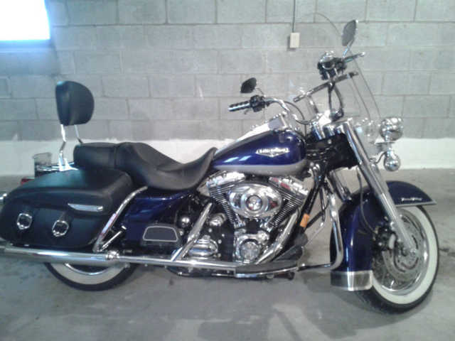 Excelent Cond2007 Harley - Davidson Touring Road King Classic Flhrc