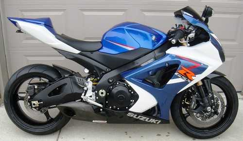 Runs Great 2007 Suzuki Gsx - R1000 Runs Great