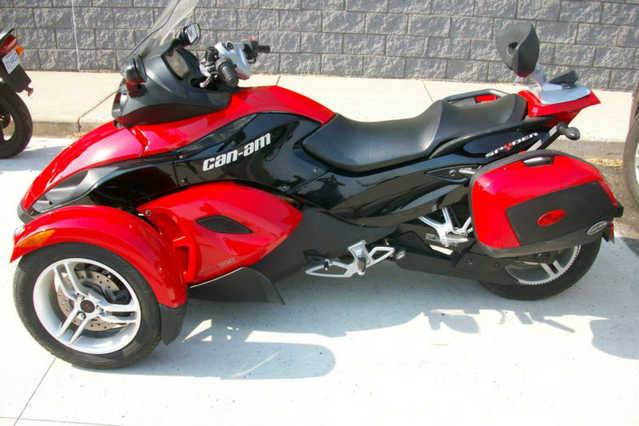 Very Cool 2008 Can - Am Spyder Gs Roadster Very Cool