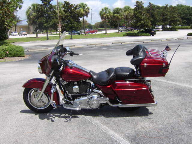No Accidents 2008 Harley Davidson Street Glide No Accidents