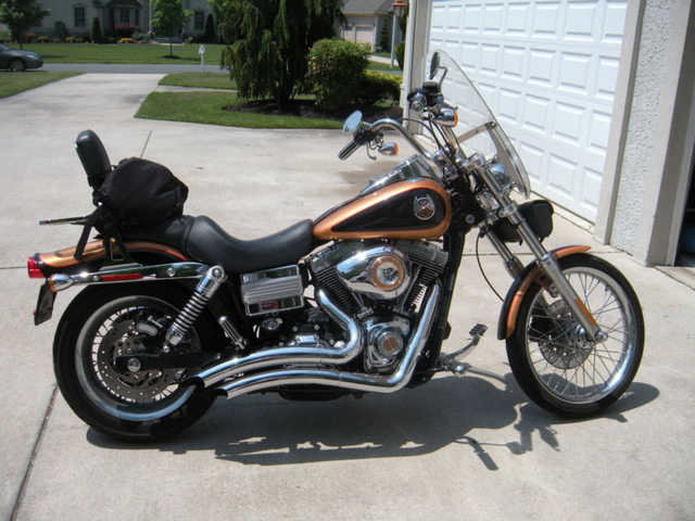 Mint Conditions 2008 Harley - Davidson Dyna Mint Conditions