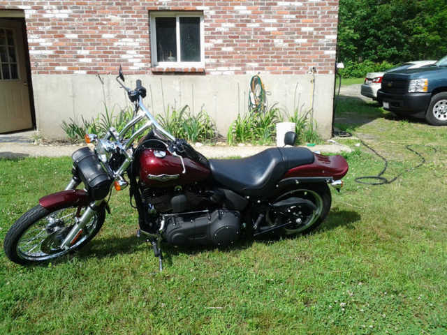 Very Well Condit2008 Harley - Davidson Softail Very Well Conditions