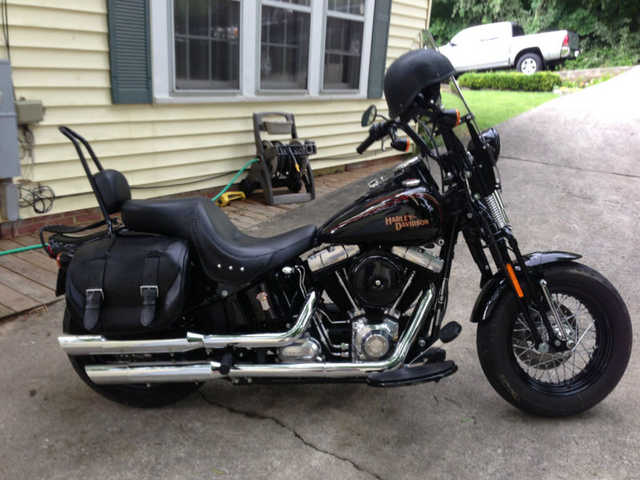 Pristine Conditions 2008 Harley - Davidson Softail Cross Bones