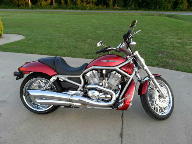 Very Very Good Conditions 2008 Harley - Davidson Vrsc
