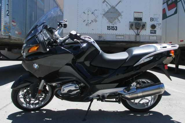 Never Been Down 2009 Bmw R1200rt - P Never Been Down