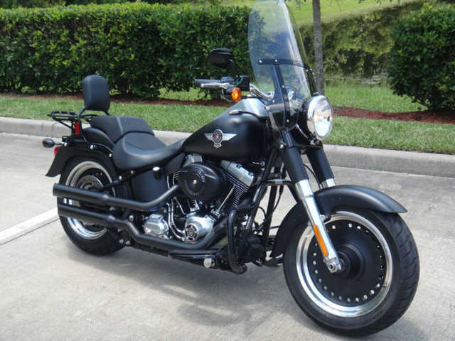 Great Riding Condition 2010 Harley Davidson Fat Boy